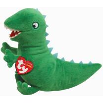 TY Beanie Babies 46177  - Mr. Dinosaurier 15 cm