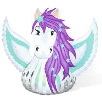 Ursus Laternen - Bastelset Pegasus
