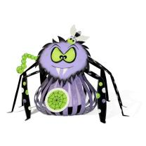 Ursus Laternen - Bastelset Spinne Tarantula
