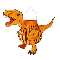 Ursus Laternen - Bastelset Dinosaurier T-Rex