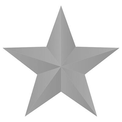 Efco Prägestanzer - Motivlocher - Stanzer Stern (67) Motivgrösse ~ 32 mm