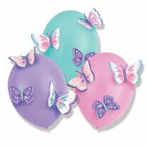 Schmetterling - Flutter - Ballon Set