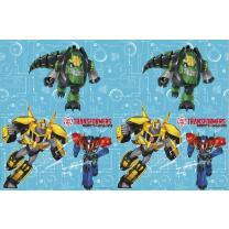 Transformers power Up Tischdecke 120 x 180 cm