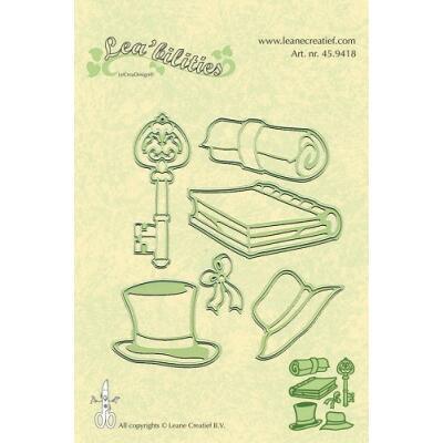Leane Creatief Leabilities Stanzschablone - Besondere Anlässe 2 - special occasion 2 (45.9418)