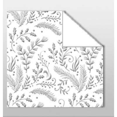 Ursus Aurelio Stern Set Faltblätter 10 x 10 cm - Nova weiß/silber veredelt (15326800)