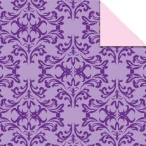 Ursus Aurelio Stern Set Faltblätter 10 x 10 cm - Velvet lila/violett bedruckt (34256800)