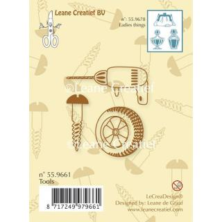 Leane Creatief clear stamp - Werkzeug (55.9661)
