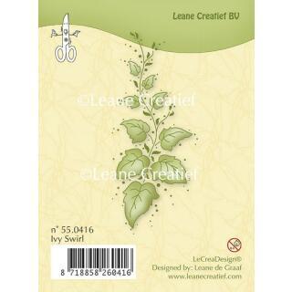 Leane Creatief clear stamp - Ranke 8 x 3,5 cm (55.0416)
