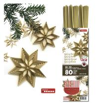 Quilling Set Galaxy Stars - Sterne - luxus gold