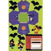 Ursus Paper Spooky Houses - Hexen