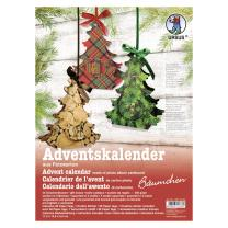 Ursus Adventskalender - Bäumchen