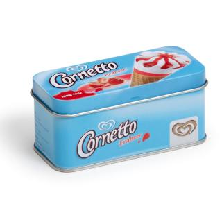 Erzi 14005 - Eis Cornetto Erdbeer in der Dose