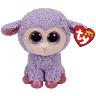 TY Beanie Boos Schaf - Lamm Lavender lila 15 cm