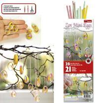 Karen Marie - Zen Quilling Mini Eier - Set