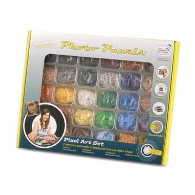 Photo Pearls Pixel Art Set - Starter-Set