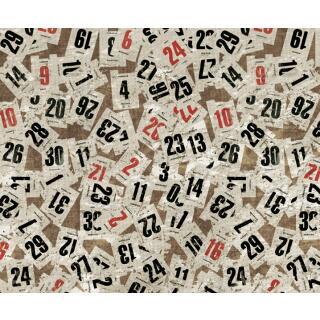 Motiv-Fotokarton Kalenderblätter (102), 300 g/m²,  49,5cm x 68cm