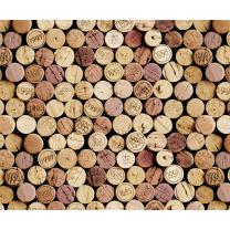 Motiv-Fotokarton Korken (104), 300 g/m²,  49,5cm x 68cm