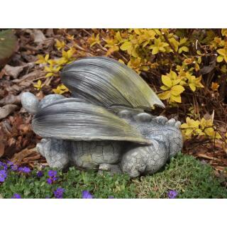 Gartendrache - Gartenfigur - Drache schlafend (DRG216)