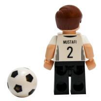 Serie 71014 Lego  DFB - Die Mannschaft - Minifigur Nr. 2...