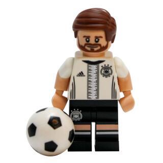 Serie 71014 Lego  DFB - Die Mannschaft - Minifigur Nr. 2 Shkodran Mustafi