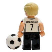 Serie 71014 Lego  DFB - Die Mannschaft - Minifigur Nr. 7...