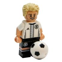 Serie 71014 Lego  DFB - Die Mannschaft - Minifigur Nr. 9 Andre Schürrle