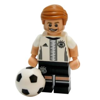 Serie 71014 Lego  DFB - Die Mannschaft - Minifigur Nr. 21 Marco Reus