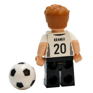 Serie 71014 Lego  DFB - Die Mannschaft - Minifigur Nr. 20 Christoph Kramer