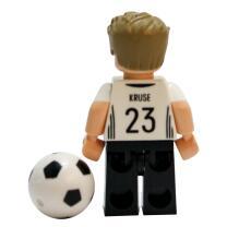Serie 71014 Lego  DFB - Die Mannschaft - Minifigur Nr. 23 Max Kruse