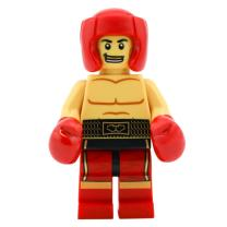 8805 - Lego Serie 5 Minifigur  Nr. 13 Boxer