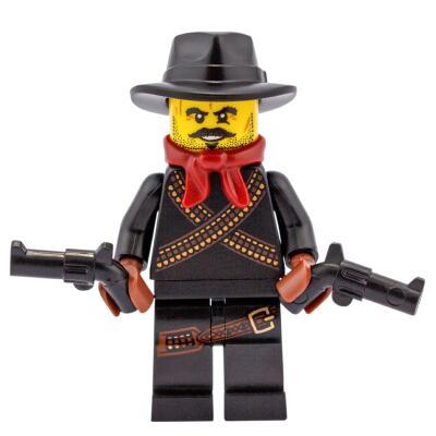 8827 - Lego Serie 6 Minifigur Nr. 5 Bandit
