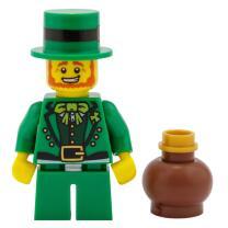8827 - Lego Serie 6 Minifigur Nr. 9 Kobold