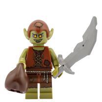 71008 - Lego Serie 13 - Minifigur Nr. 5 Goblin