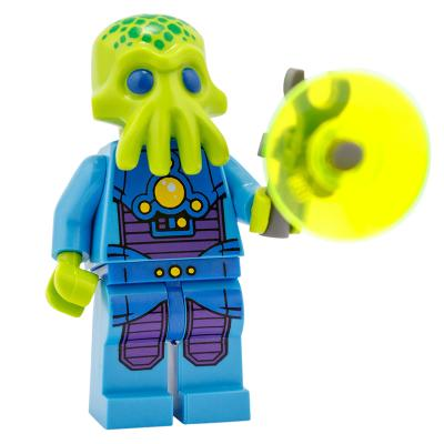 71008 - Lego Serie 13 - Minifigur Nr. 7 Alien