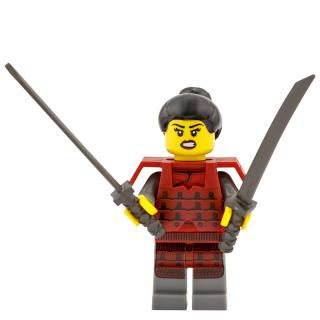 71008 - Lego Serie 13 - Minifigur Nr. 12 Samurei