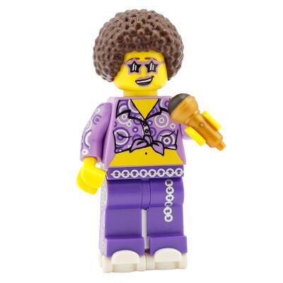 71008 - Lego Serie 13 - Minifigur Nr. 13 Disco Diva
