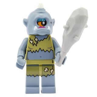 71008 - Lego Serie 13 - Minifigur Nr. 15 Zyklopin