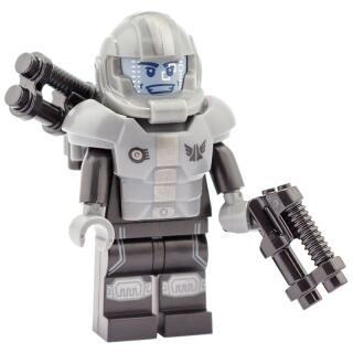 71008 - Lego Serie 13 - Minifigur Nr. 16 Galaxy Trooper