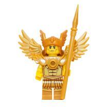 71011 - Lego Serie 15 Minifigur Nr. 6  Geflügelter...