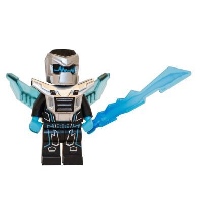 71011 - Lego Serie 15 Minifigur Nr. 11 Laser-Mech