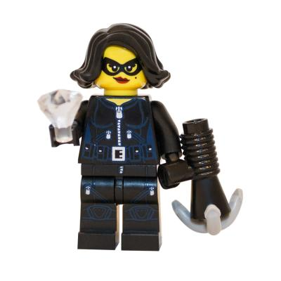 71011 - Lego Serie 15 Minifigur Nr. 15 Juwelendiebin