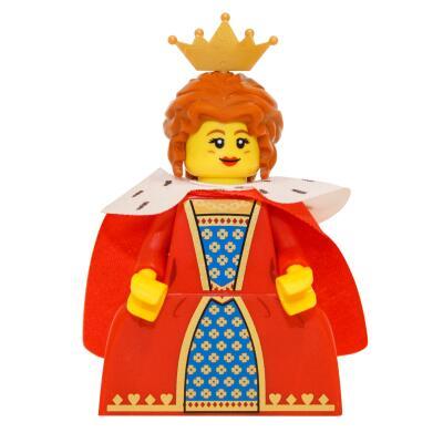 71011 - Lego Serie 15 Minifigur Nr. 16 Königin