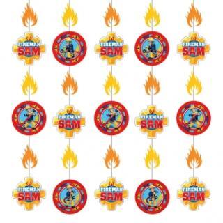 Feuerwehrmann Sam - Hängedekoration 6 x 2 m