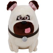 Ty 41164 - Secret Life of Pets - Mops- Mel - 15 cm