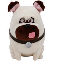 Ty 41164 - Secret Life of Pets - Mops- Mel - 15 cm