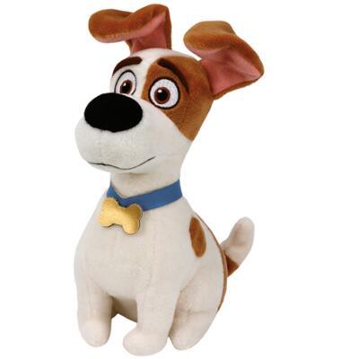 Ty 41165 - Secret Life of Pets - Terrier- Max - 15 cm