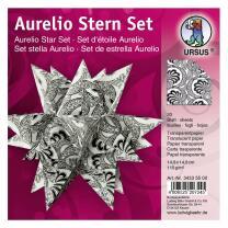 Ursus Aurelio Stern Set Faltblätter 14,8 x 14,8 cm -...
