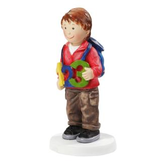 Einschulung - Schuljunge 8,5 cm