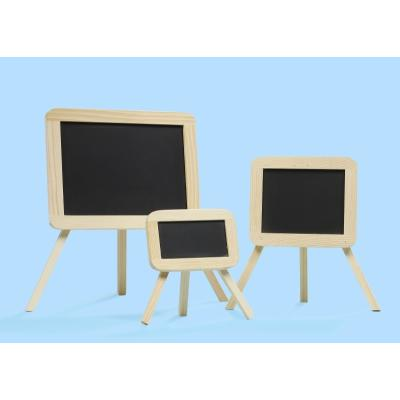 Einschulung - Schultafel klein 8,5  x 5,5 x 10 cm