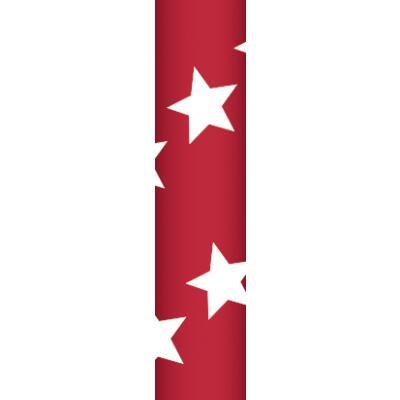 Ursus Papierstrohhalme Trinkhalme Sterne rot (37)